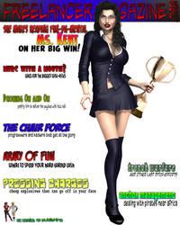 Freelancer Magazine - Ms. Kent by RenderPretender