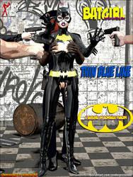 Commission - Batgirl Comic Cover by RenderPretender