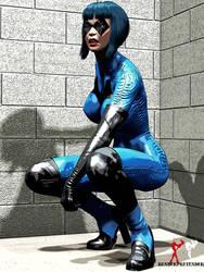 Big Blue ... Eyes by RenderPretender