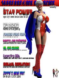 Star Power Cover by RenderPretender