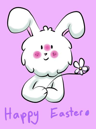 Happy Easter! by BuffydaSLAYAH17
