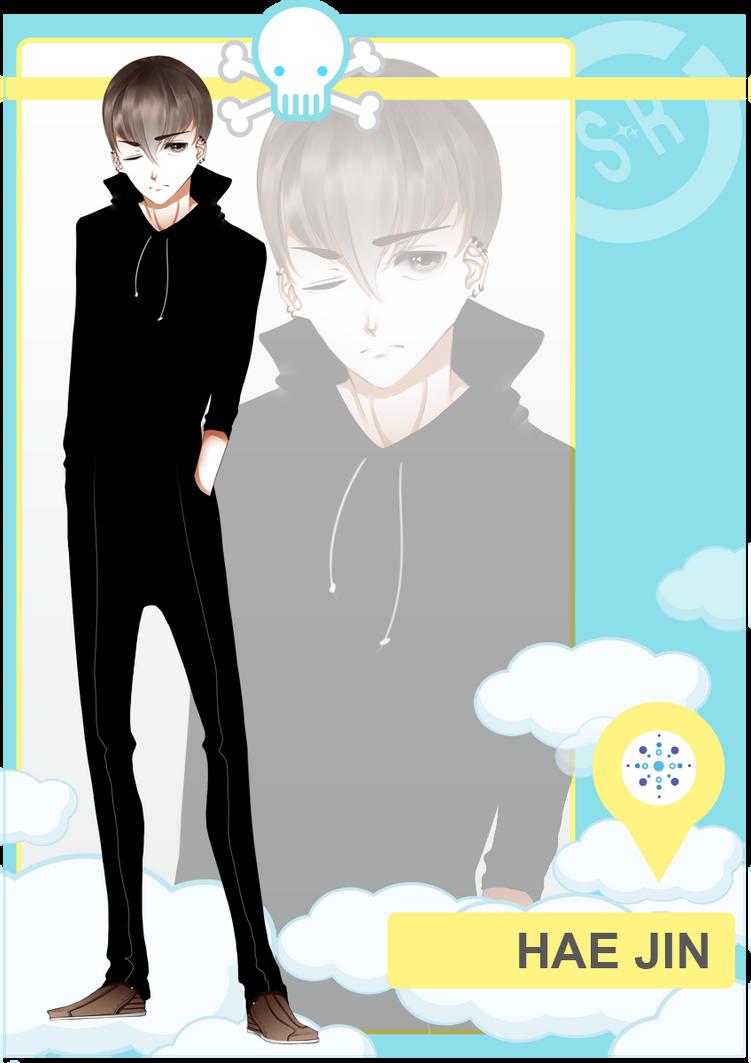 SR: Hae Jin by Rienu