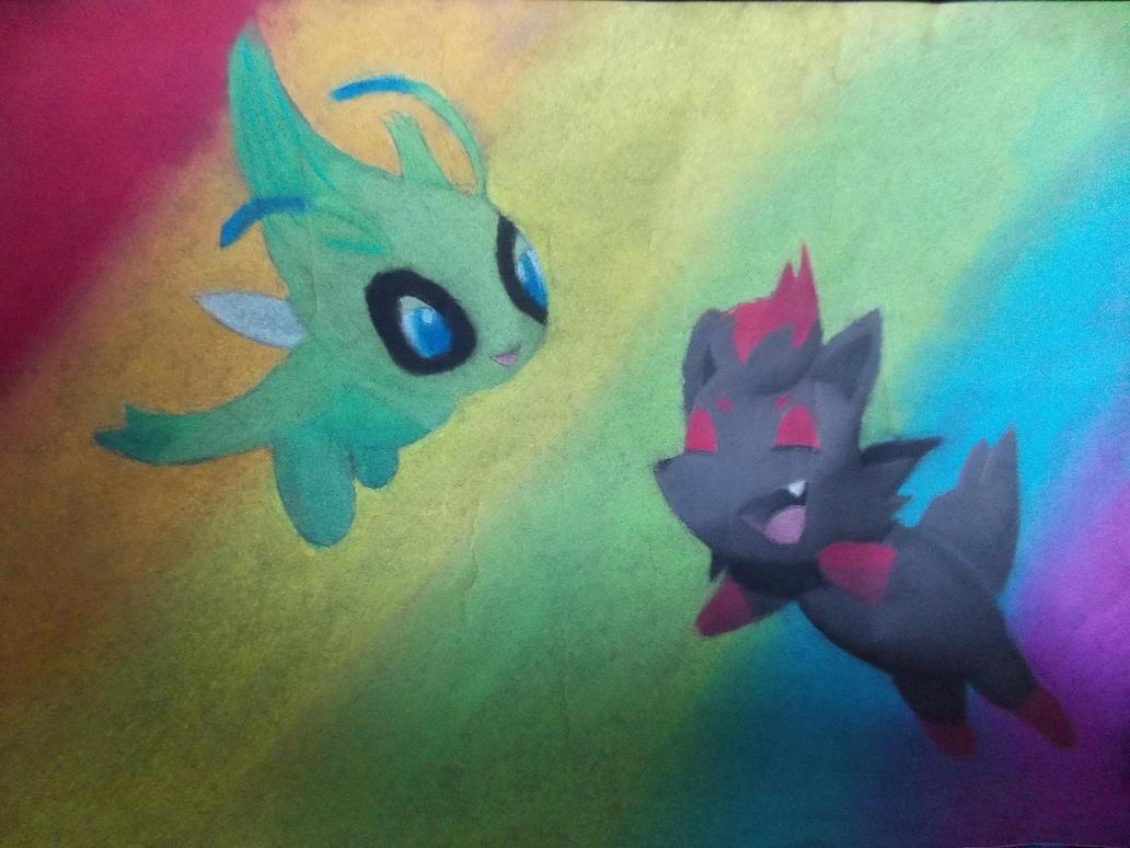 Rainbow of Friendship by SonicPokemonPrincess