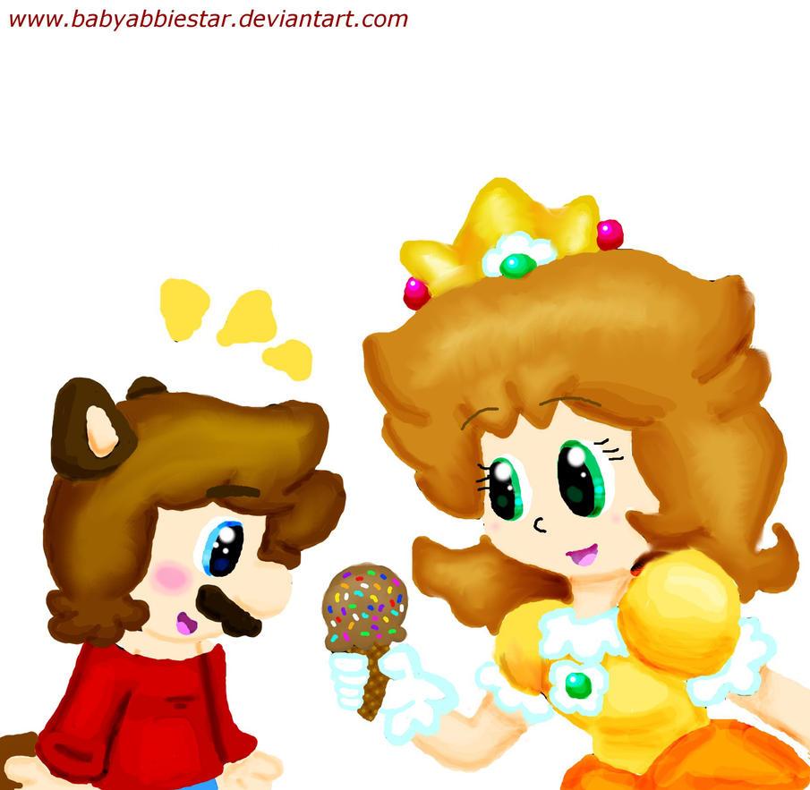 PC: Ice Cream by BabyAbbieStar