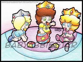 Princess Play Time by BabyAbbieStar