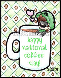 Happy National Coffee Day 2015