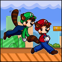 Mariotober 15: Favorite Game