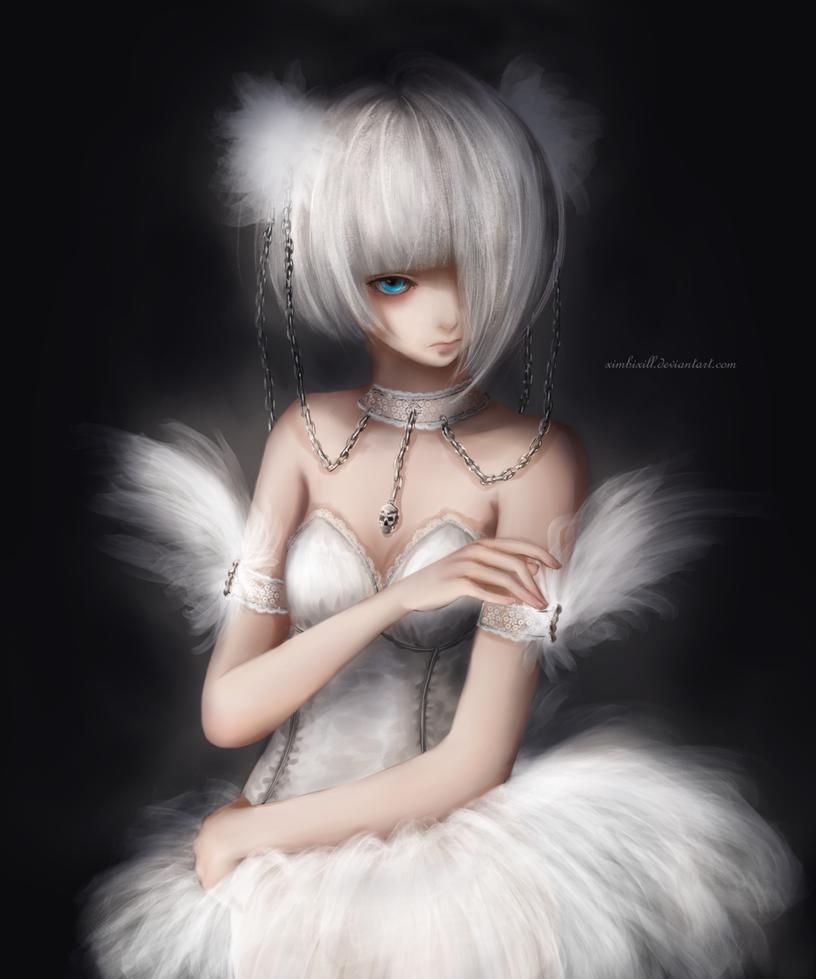 Swan - light version by ximbixill