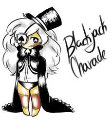 Blackjack! Charade by MLPastaFan