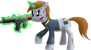 Littlepip Assault