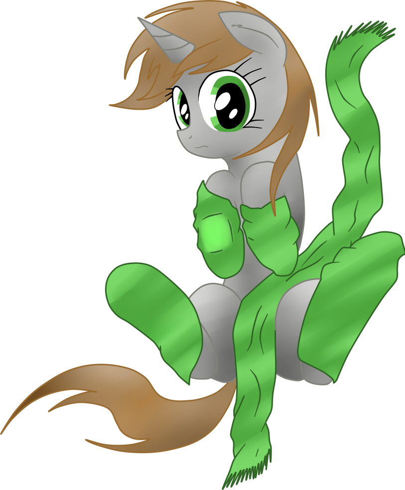 Littlepip in socks by JetWave