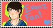 Evanz Fan Stamp by Katz-Drawings