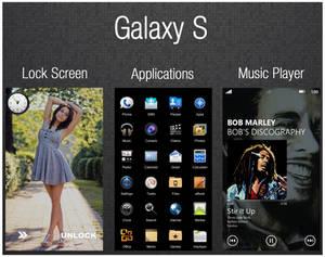 Galaxy S screenshot