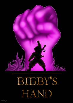 Fanart : Bigby's Hand