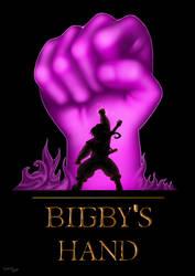 Fanart : Bigby's Hand by mataujall