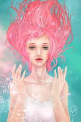 Signs of the Zodiac: Aquarius by Nozomi-Art