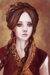 Sansa Stark...Again . by Nozomi-Art