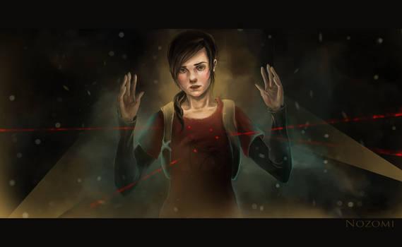 The last of us : Ellie