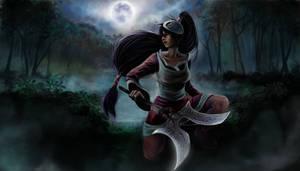 Akali BloodMoon (Rework)