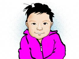 My girl by JaViSHu