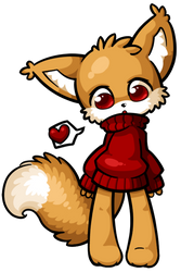 Little Fox by Sprits