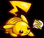 Pikachu by Sprits