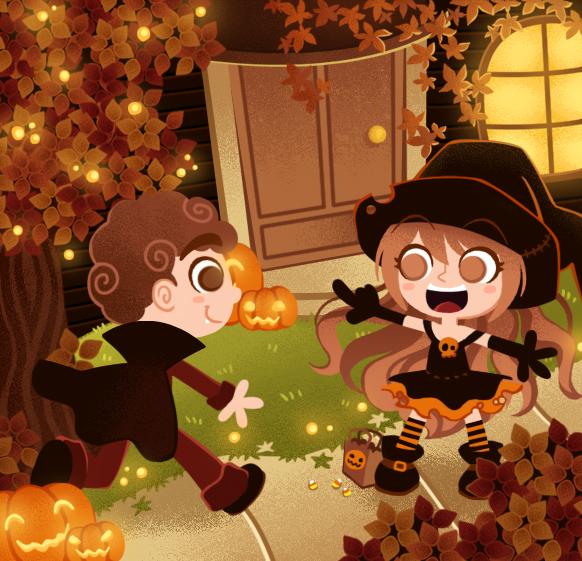 Trick or Treat by Sprits