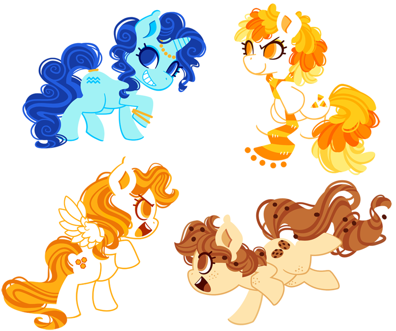 All Them Ponies
