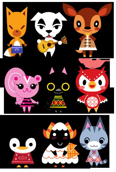 Animal Crossing by Sprits on DeviantArt