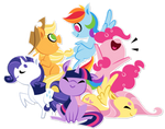 MLP: Pony Puddle