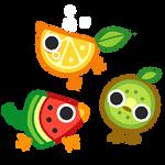 Fruitbirds