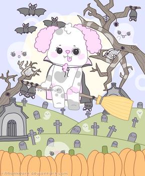 Happy (early) Halloween 2!
