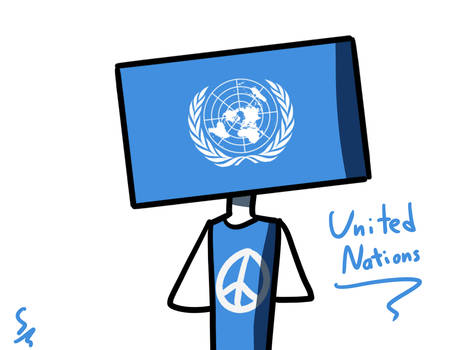 UN used Influence Politics! Its not very effective by sunnycantdraw