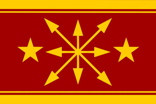 Flag of the Eurasian Order