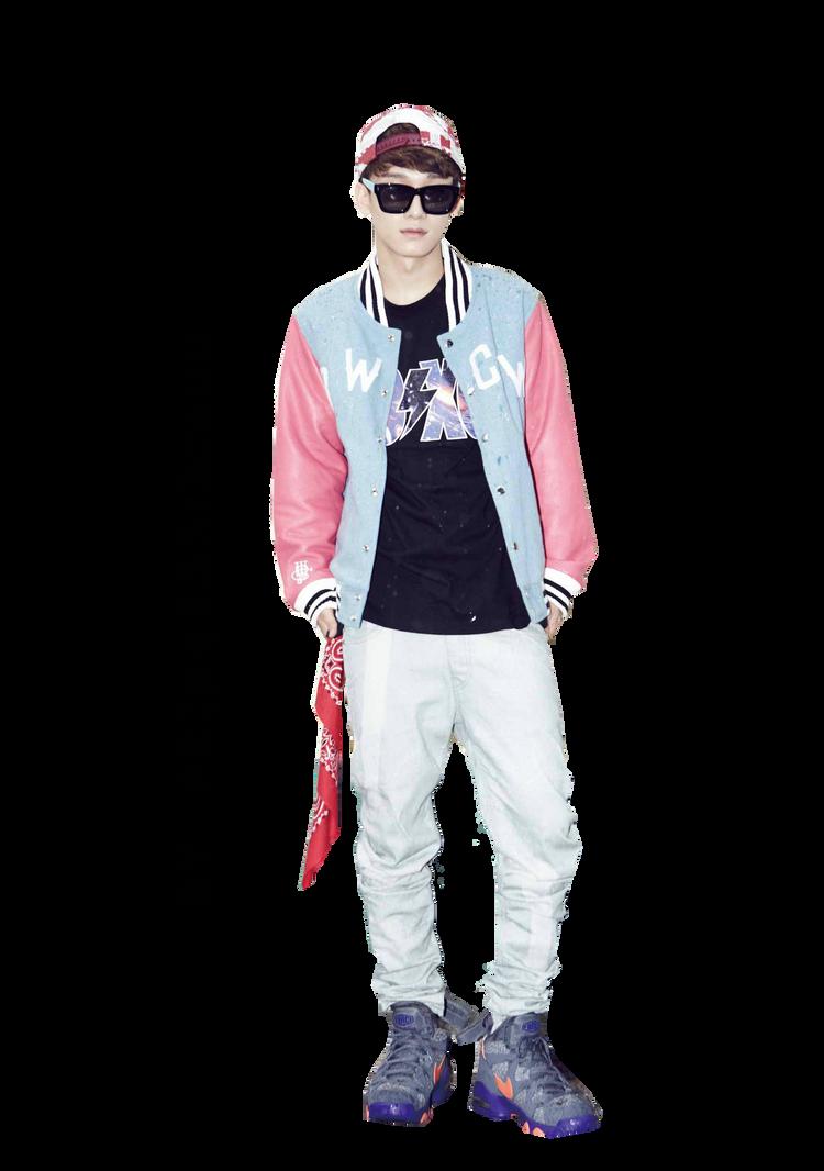 Chen Exo Growl Teaser png 1 by Princess130600 on DeviantArt