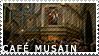 LesMis Stamp: Musain by SarlyneART