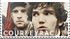 LesMis Stamp: Courfeyrac by SarlyneART