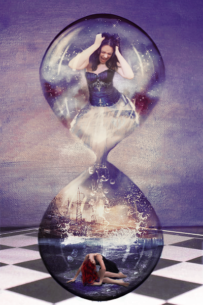 Time Is Out by NocturnalButterfly