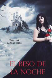 El beso de la Noche- Bookcover by NocturnalButterfly