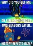 SpongeBob's Deja Vu!