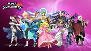 Super Smash Bros. Femme Fatales