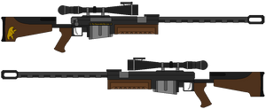 NCR Designated Anti-Armour Rifle by UltimaWeapon13