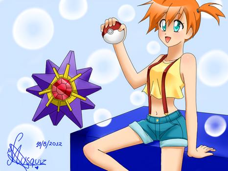 Misty Pokemon