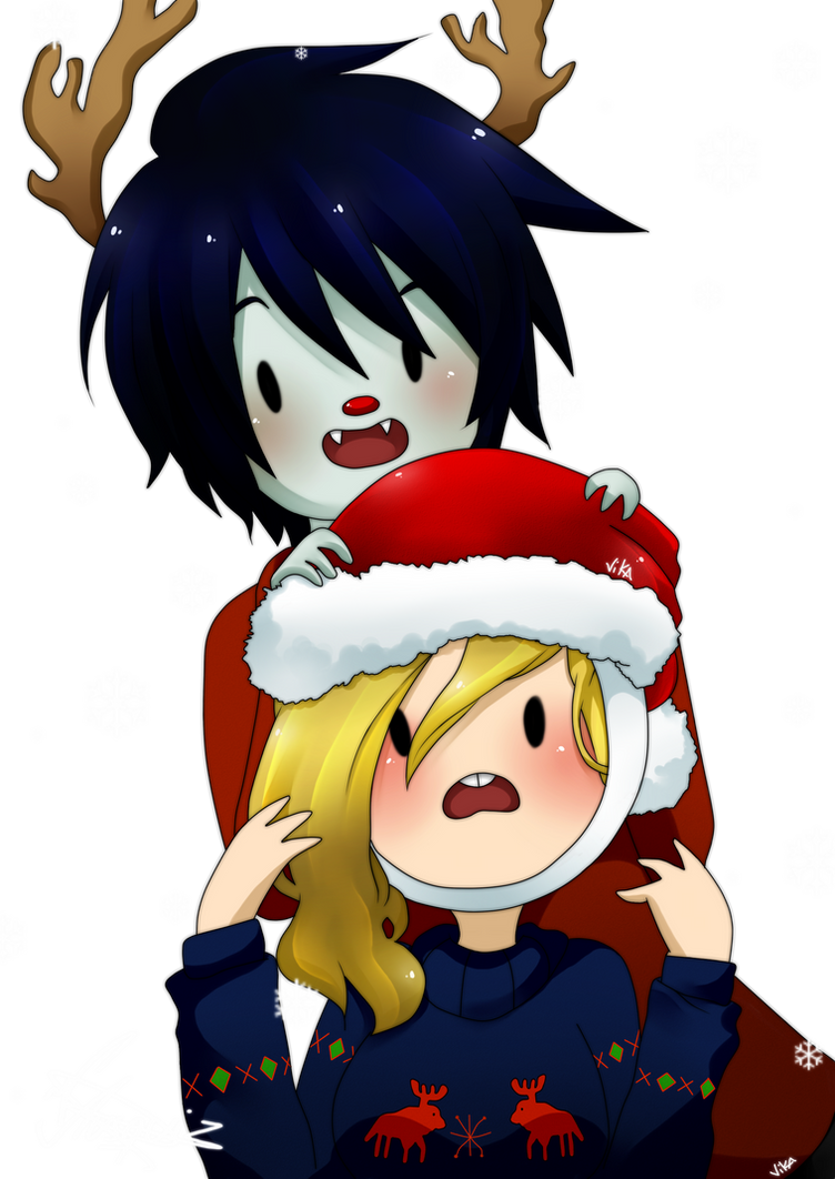 Christmas 3 Fiole by Vika01
