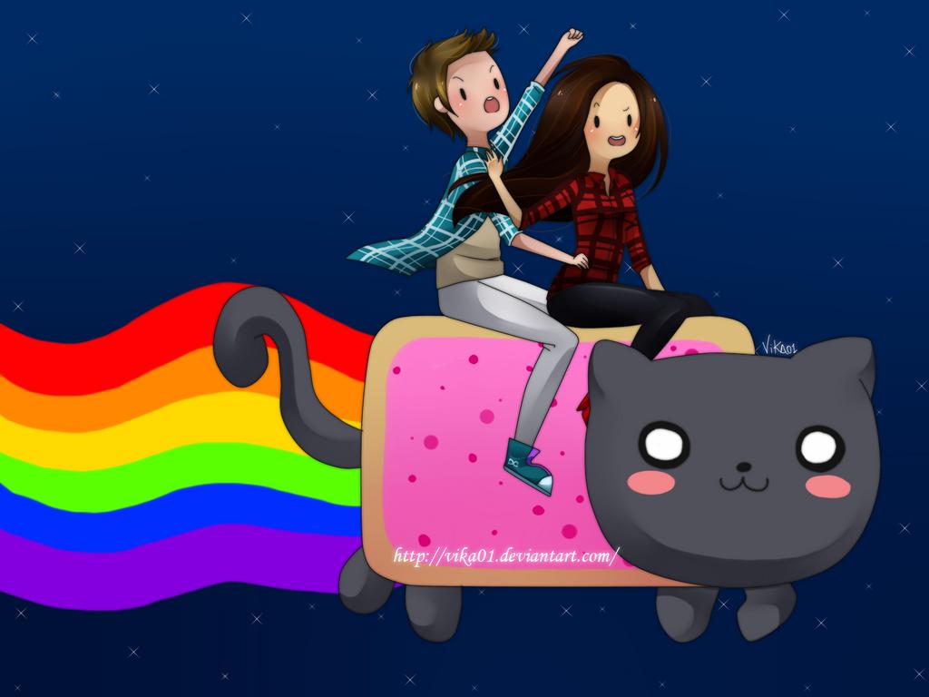 Nyan! by Vika01