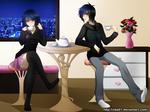 Azuru and Aoi