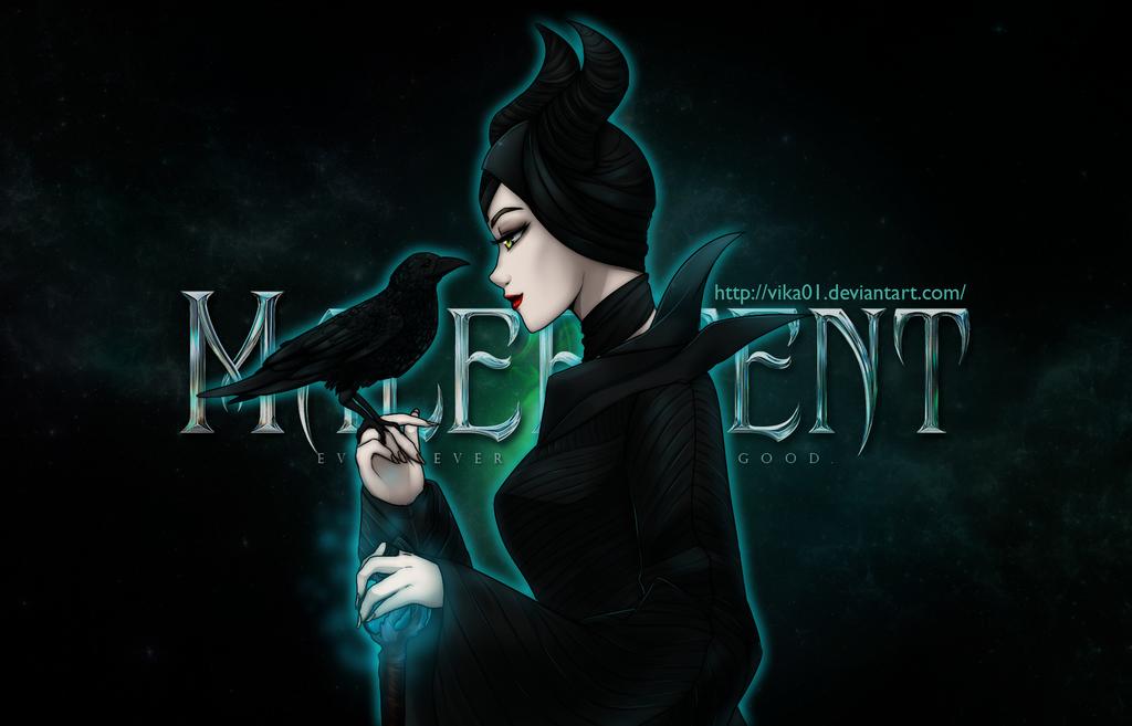 Maleficent by Vika01