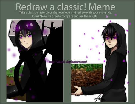 Redraw Meme