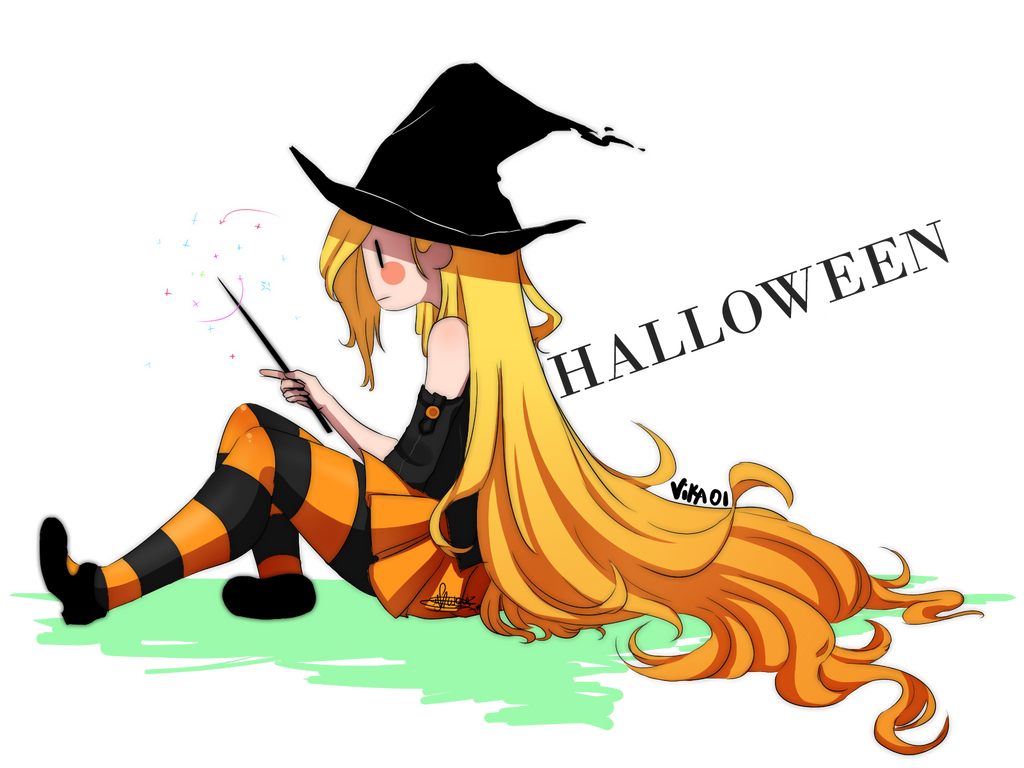 HALLOWEEN by Vika01