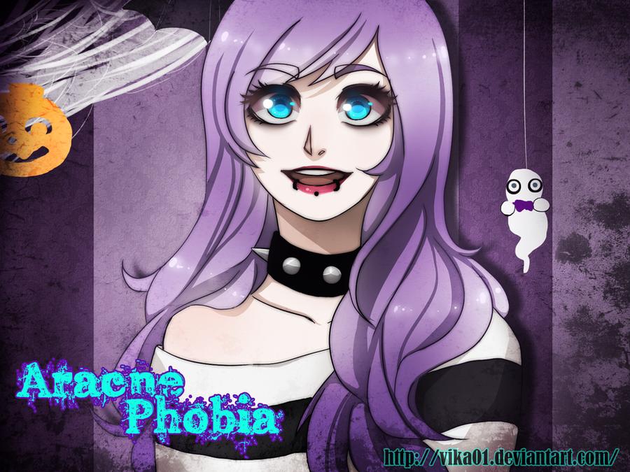 La Morgue de Aracne Phobia by Vika01